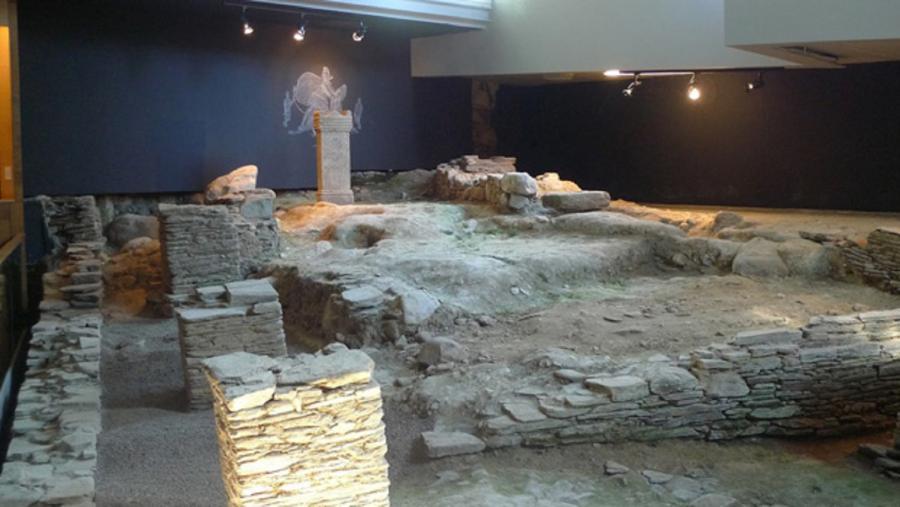 Domus do Mitreo, unha viaxe no tempo polas entrañas de Lucus Augusti dende o século I ata o IV